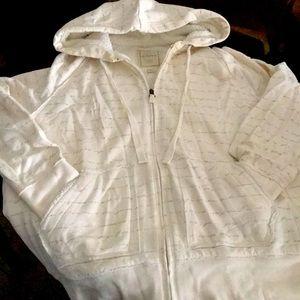 Comfy zip up hoodie